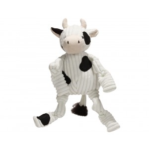 Knotties peluche in velluto - Mucca Small