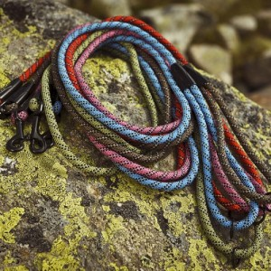 Guinzagli Mountain Rope Marrone 180cmx8mm