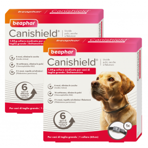 Canishield collare antiparassitario
